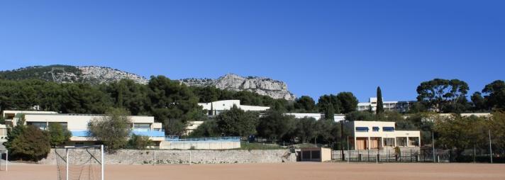 EXTERNAT SAINT JOSEPH - LA CORDEILLE - Ollioules