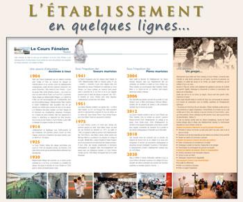 Brochure Cours Fénelon