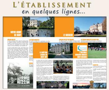 Brochure Bury-Rosaire